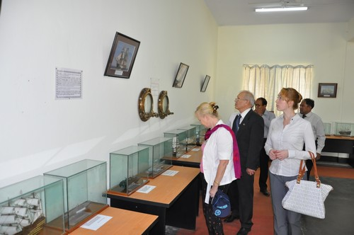 Visit of Consul General of the Russian Federation  (4)