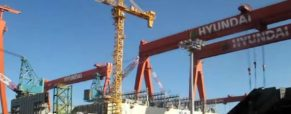 Hyundai Heavy wins US$130 mln deal for 2 oil carriers