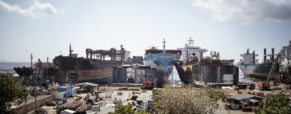 Two dead in Bangladesh ship breaking accident