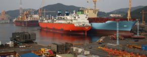 Daewoo Shipbuilding bags order for 2 large oil tankers