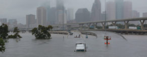 Houston Crippled By Catastrophic Flooding with More Rain On the Way