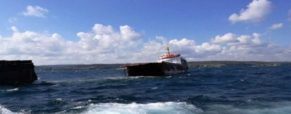 Cargo Ship Splits in Two Off Turkey – VIDEO