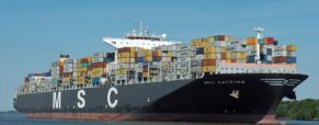 MSC's Preferential Customs Status Suspended Over Cocaine Bust