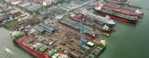 Layoffs in the cards at troubled shipyards