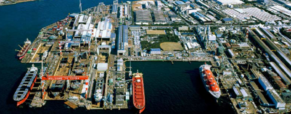 Empty shipyard and suicides as 'Hyundai Town' grapples with grim future