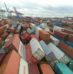 Watch: Strong Winds Topple Containers at Port of Antwerp