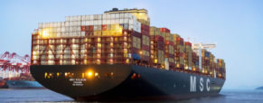 World's Largest Containership Completes Maiden Voyage from China to Europe