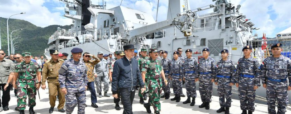 Maritime Tensions Between Indonesia and China Escalate