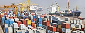 Export-import cost rises as sea freight rate trebles