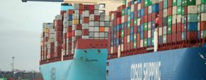 No Happy New Year for Shippers as Rates Stay Sky High